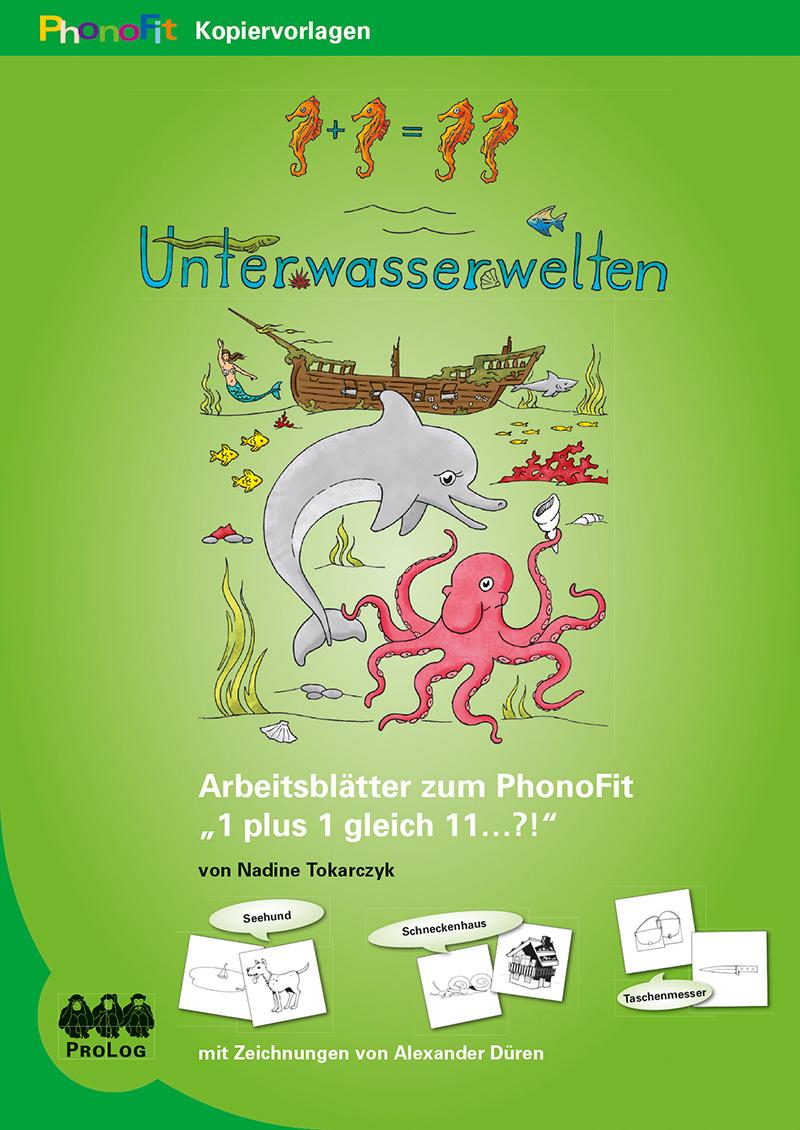 PhonoFit-Kopiervorlagenmappen: Unterwasserwelten   PhonoFit   Serien ...