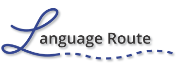 language-route